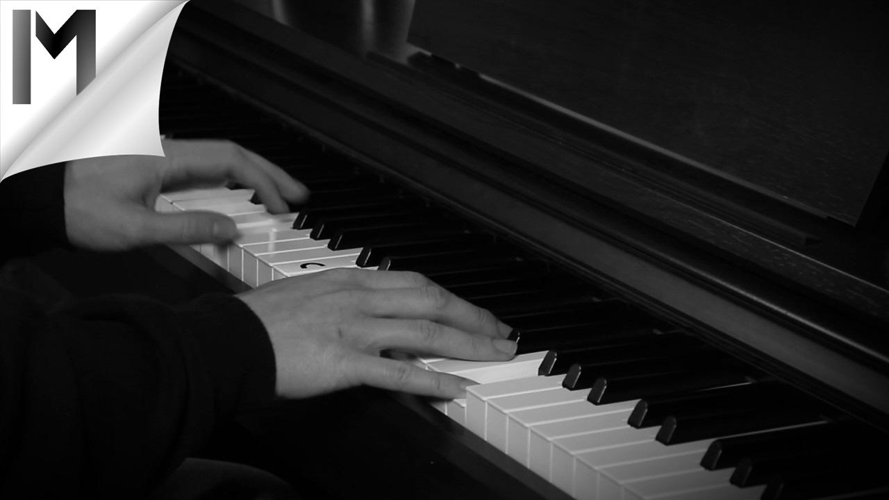 Night Ludovico Einaudi Piano Cover By Michael Maiber