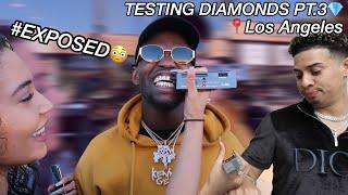 TESTING STRANGERS DIAMONDS PT.3| FT. AUSTIN MCBROOM💎😭