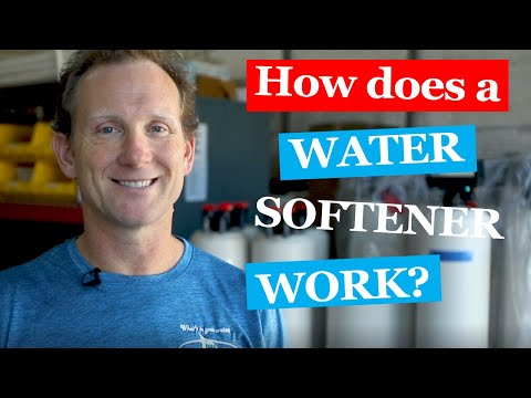 How Does A Water Softener Work? | Ion Exchange | Florida Water Analysis