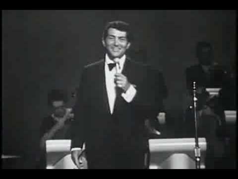 Dean Martin  Everybody Loves Somebody Sometime 1965