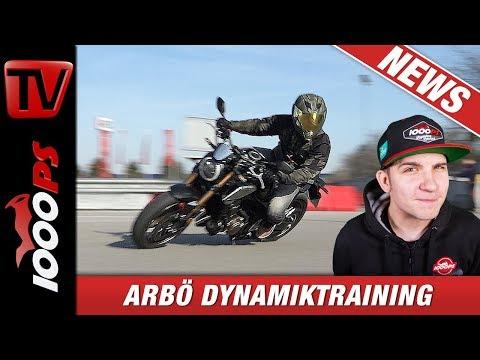 Fahrsicherheitstraining mit Rundkurs! ARBÖ Dynamik Training im Test!
