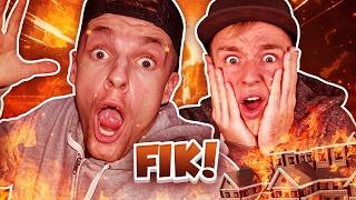 VILLA IN DE FIK! - Minecraft Survival #156