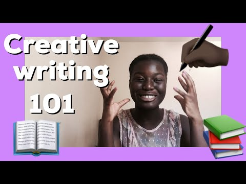 HOW TO: Creative Writing (English  Langage Paper 1 Question 5)