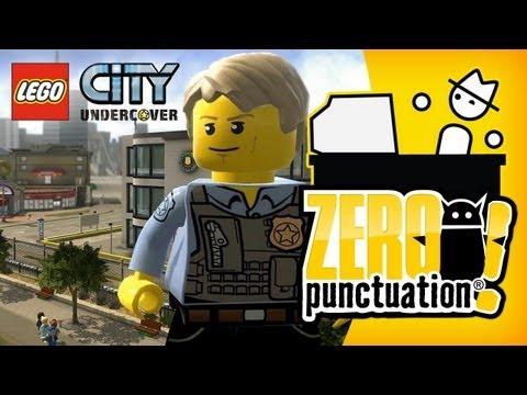 LEGO CITY UNDERCOVER (Zero Punctuation)