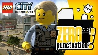 LEGO CITY UNDERCOVER (Zero Punctuation)