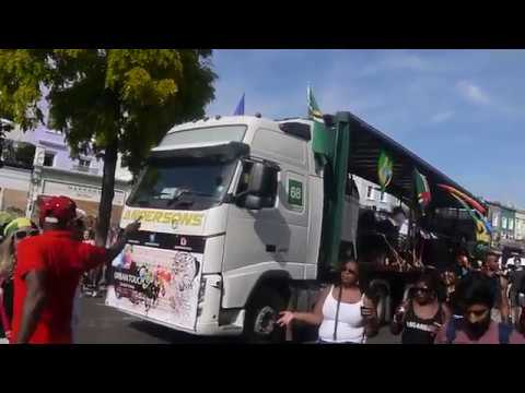 Notting Hill Carnival 2017 - Day 2 - Part 9 of 15
