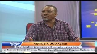 Pastor Ng'ang'a Unmasked