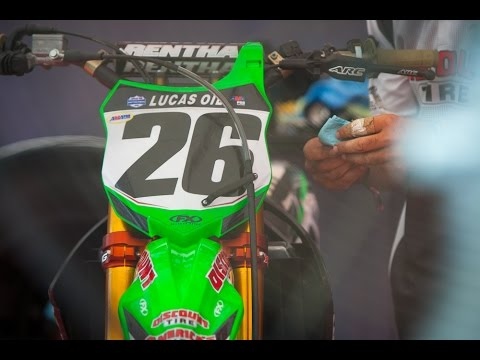 Two Minutes With Michael Byrne  TransWorld Motocross