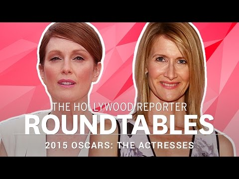 Reese Witherspoon, Amy Adams & more Actresses on THR's Round