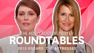 Reese Witherspoon, Amy Adams & Top Actresses Discuss Oscar Roles : The Full Actress Roundtable