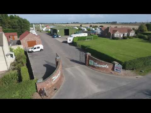 The Laurel's Holiday Cottages, Touring Caravan Site & Fishing Lakes, Skegness