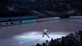 Yuzuru Hanyu 20160403 World Championships Boston Gala EX Requiem