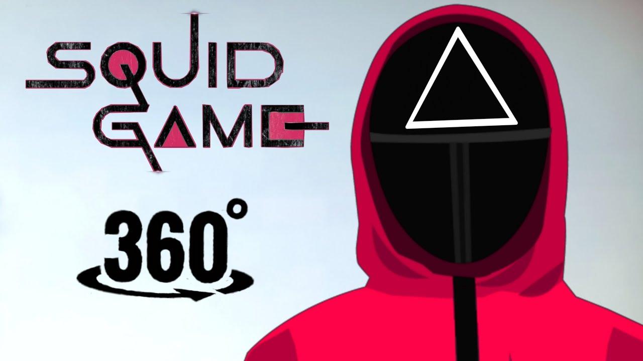 Red Light Green Light Squid Game 360 VR