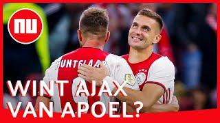 '40 miljoen euro erbij boeit niemand bij Ajax' | Vooruitblik Champions League Ajax - Apoel | NU.nl
