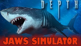 Depth Gameplay (1) | I AM THE SHARK!