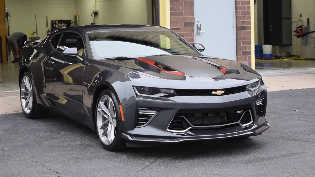 Sep 22, 2017. 2017 chevrolet camaro black with: opti-coat pro plus coating full paint correction -- ocdetailing address: 37451 jansen ter fremont, ca.