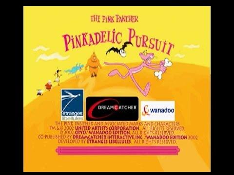 PSX Longplay [379] Pink Panther   Pinkadelic Pursuit