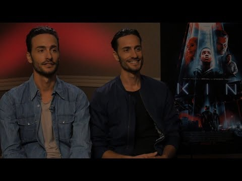 KIN Interview - Directors Jonathan & Josh Baker Mp3