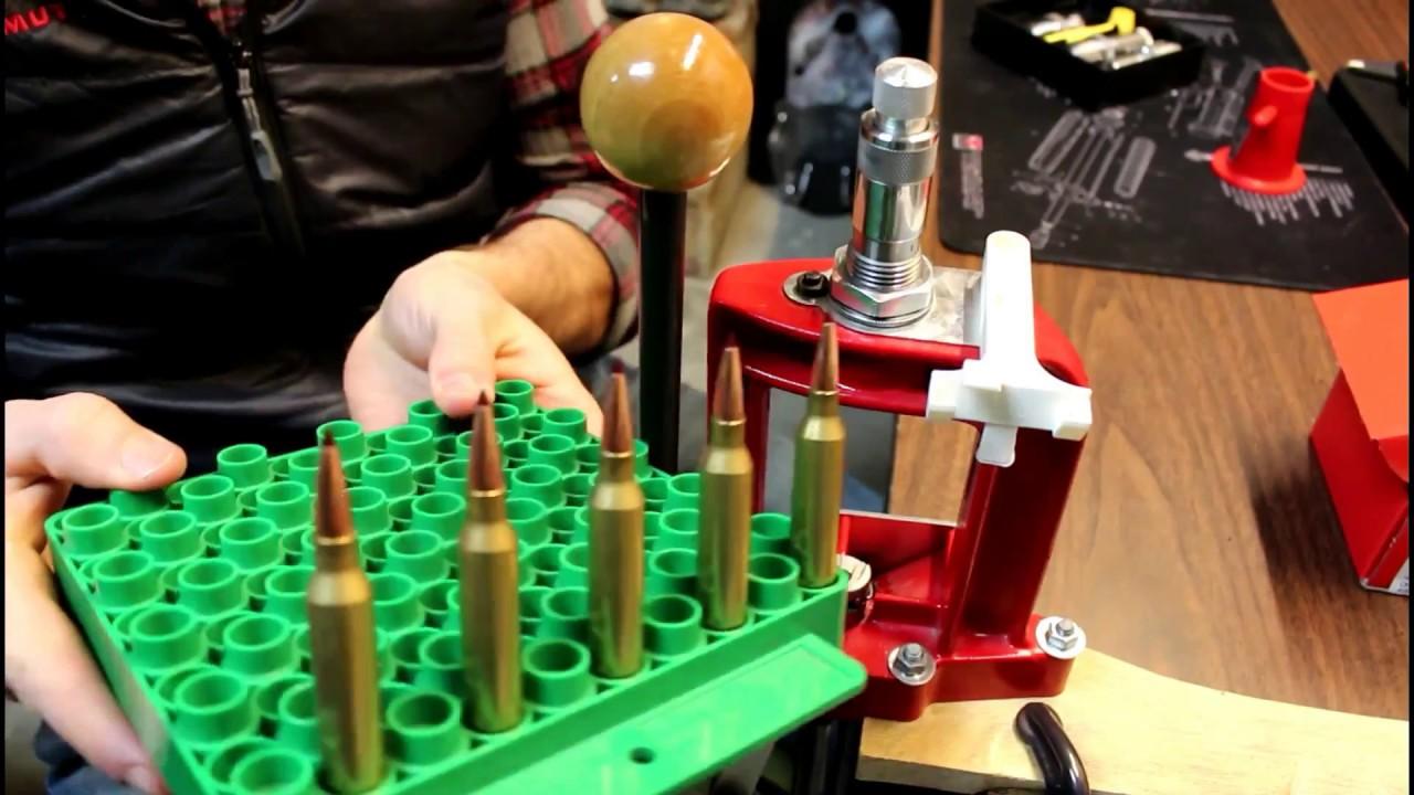 Reloading 7mm Rem Mag Hornady ELD Match 162gr