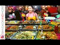 Thailand Pattaya Night Market - The Tepprasit Road Night Market