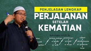 Ceramah Agama: Perjalanan Setelah Kematian - Ustadz Dr. Firanda Andirja, M.A.