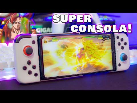 Convertí mi celular en una SUPER CONSOLA- Gamesir X2