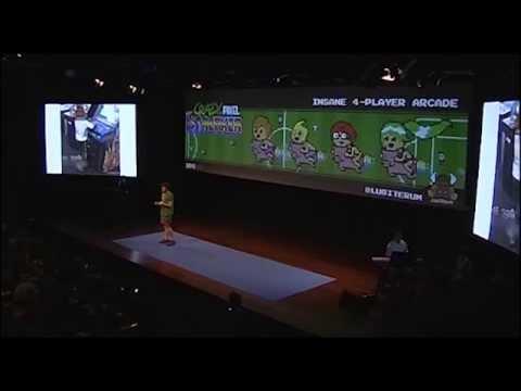 Crazy Pixel Streaker presentation + trailer |