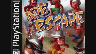 ape escape soundtrack 14 mysterious age dark ruins