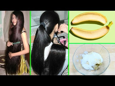 magical-double-hair-growth-with-banana-peel-|-don't-throw-banana-peel-away!