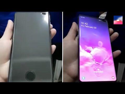 Samsung Galaxy S11 Leaks || Samsung S11 Hands On