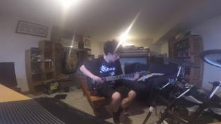 when girls telephone boys by deftones (guitar cover)