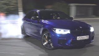 чУТЬ НЕ РАЗЛОЖИЛИ НОВУЮ BMW M5 F90 - ТЕСТ-ДРАЙВ ОТ БУЛКИНА