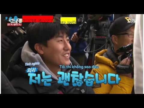 """[Cut RM Ep 329] VJ Kang Gary – """"Anh Gary không có ở đây"""" 😢"""
