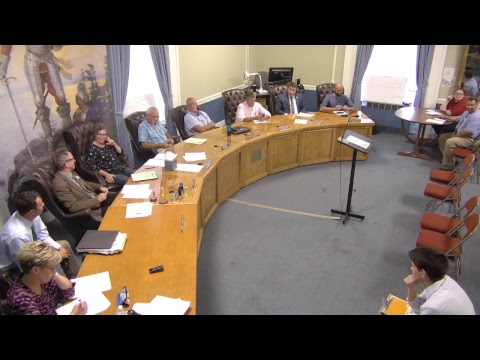City of Plattsburgh, NY Meeting  9-6-18