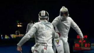 Beijing 2008 Olympics - L64 - Bravo VEN v Koniusz POL