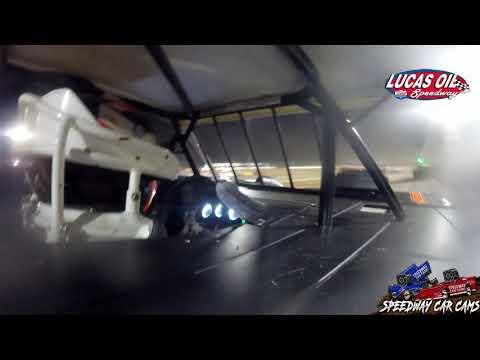 #36 Logan Martin - Mlra Late Model - 10-13-19 Lucas Oil Speedway- In Car Camera