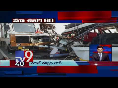 Maa Oori 60 || Top News From Telugu States - TV9