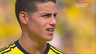 vuclip James Rodriguez vs Ecuador (H) 15-16 HD 1080i by JamesR10™