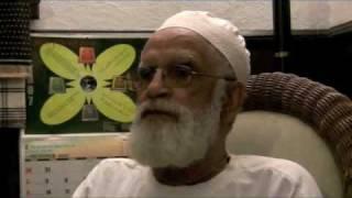 Br. Ahmad Saeed, 2009 Mufti Muhammad Sadiq Lifetime Commitment Awarde