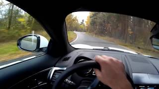 Jaguar F-type 2,0 i4 Turbo: POV - engine sound