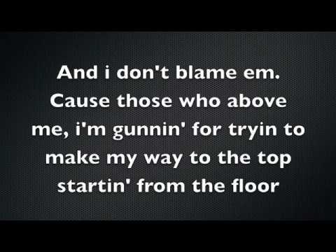 Good Evening- Mac Miller lyrics on screen