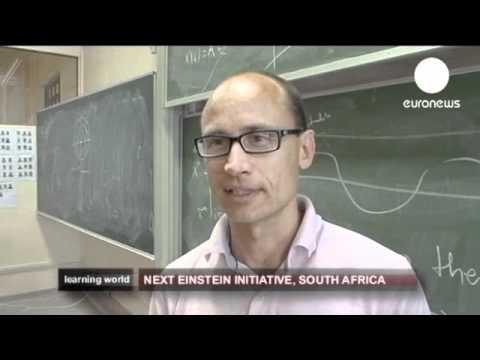 The AIMS Next Einstein Initiative: Unlocking scientific talent across Africa