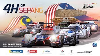 4 Hours of Sepang - Asian Le Mans Series - 2019