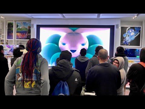 Pokémon Direct 1.9.2020 REACTIONS At Nintendo NY