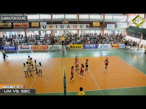 San Beda College vs. University of Mindanao UNIGAMES