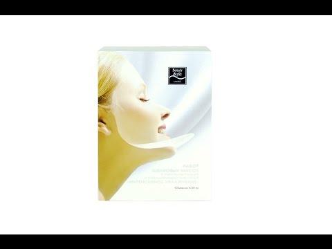 """Шелковая маска с пента-пептидом и гиалуроновой кислотой """"Интенсивное увлажнение"""" от Beauty Style"""