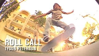 Roll Call: Headcleaner Tyson Peterson