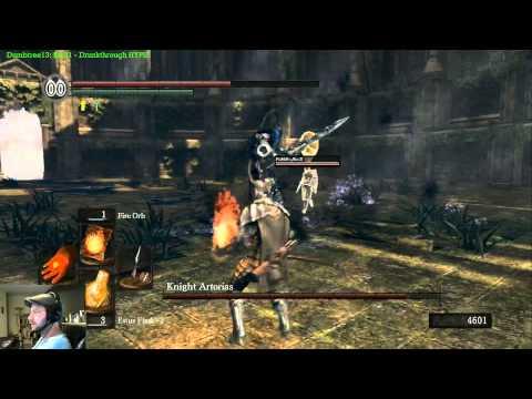 Dark Souls - Drunkthrough Part 37: Knight Artorias