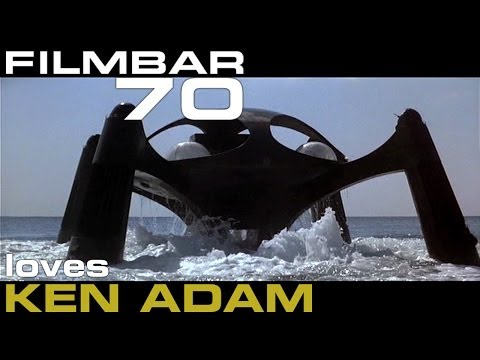 Filmbar70 loves Ken Adam