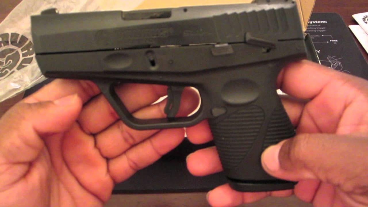 709 slim 9mm pistol - Taurus Pt 709 9mm